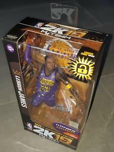 NBA Action Figure McFARLANE  Lebron James 23 Los Angeles LAKERS