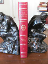 Scientific Papers Physics Chemistry Harvard Classics Easton Press Leather