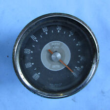 Smiths Motorcycle Tachometer Rsm 3001/02 Vintage Triumph 1964 1965 T120R Tr6 650