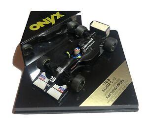 F1 Onyx 1:43 Sauber C12 1993 Karl Wendlinger