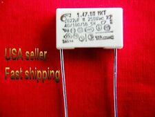 5 pc - .022uf (0.022uf, 22nf) 250v metalized film capacitors (Y) FREE SHIPPING
