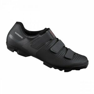 Shimano XC1 Men's MTB/BMX Shoes Size 10.5 / 45 Black