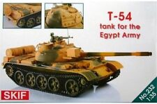 SKIF 232 1/35 T-54 Tank for the Egypt army
