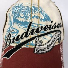 Budweiser Trucker Hat Great American Lager 2008