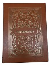 Collector's Edition Rembrandt: Text by  Ludwig Munz - Bob Haak The Easton Press