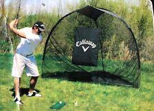 Callaway Golf Tri-Ball Golfing Practice Driving Hitting Net 6' x 7'