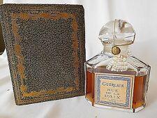 Vintage GUERLAIN RUE DE LA PAIX 80 ml / 2.7 oz Perfume, Baccarat Bottle, Rare