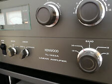 KENWOOD TL-922A Linear Power Amplifier 1.8 to 29 MHz, 1200 Watts Out, MINT!