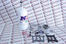 NX Nitrous Express WET Mainline Carbureted System With 10LB Bottle #ML1000