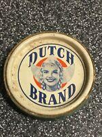 Vintage DUTCH BRAND DEC-O-TAPE Item Van Cleef Bros Chicago IL USA Advertise 204