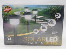 New listing SolarGlow Solar Garden Lights - Super-Bright 15 Lumens - Perfect Neutral Design