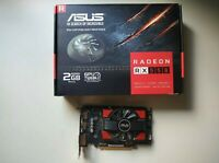 ASUS Radeon RX 550 2GB GDDR5 DP HDMI DVI AMD Graphics Card GAMING HTPC