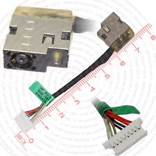 HP Envy 13-AB001LA DC Power Jack Port Socket with Harness Cable Connector