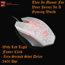 TempaRst Gaming Mouse R8 New Version USB Wired Led Optical Professional Mouse