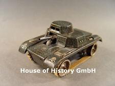Gama Tank in der kleinsten Ausführung, Panzer, Uhrwerkaufzug