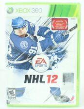 NHL 12  XBOX 360 NEW