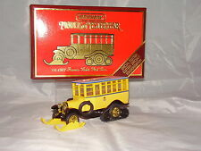 Matchbox Models of Yesteryear Diecast Buses