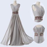 SUMMER MAXI DRESSES Beach Wedding Evening Party Prom Ball Gown Bridesmaid Dress
