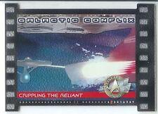 Star Trek Cinema 2000 Galactic Conflix Card GC2 455/1000