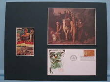 Honoring Daniel Boone & First day Cover