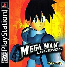 Mega Man Legends (Sony PlayStation 1, 1998) PS1 Complete W/ Manual EXCELLENT Con