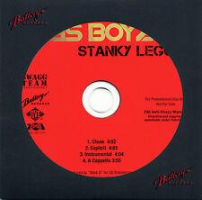 GS Boyz STANKY LEGG (Promo Maxi CD Single) (2009) RARE