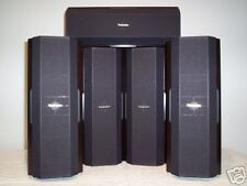& GT e GT TECHNICS sb-afc250-7 HOME CINEMA 100W 7pack ALTOPARLANTI
