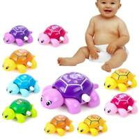Educational Cartoon Animal Clockwork Tortoise Baby Turtles Toys Wind Up Toys