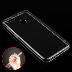 Ultra thin Clear Crystal Soft TPU Case Cover For Huawei P9 Lite Mini