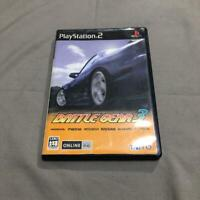 Battle Gear 3 Sony PlayStation 2 PS2 Taito Used Japan Import 2003 Racing Game