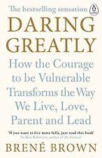 Daring Greatly by Brene Brown New Paperback Book