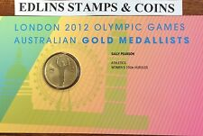 2012 $1 London Olympic Games Australian gold medallists- athletics