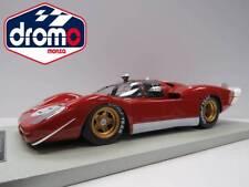 1/18 TECNOMODEL - FERRARI 512S CODA LUNGA TEST LM 1970 CAR#5 TM 18-04I