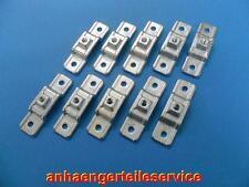 Rungenhalter für Kasten Anhänger Bordwanderhöhung verzinkt ohne Schraube L910110