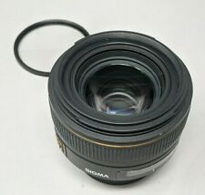 Sigma EX 30mm 1:1.4 DC HSM Lens for Nikon F DSLR Cameras