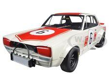 NISSAN SKYLINE GT-R (KPGC10) 1971 TAKAHASHI 6 JAPAN GP WINNER 1/18 AUTOART 87176