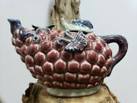 Chinese  Jun Kiln Red Glaze Porcelain Teapot