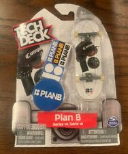 Tech Deck Plan B Scheckler Series 10 Fingerboard Skateboard Compton Rare New