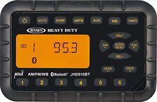 JENSEN JHD910BT AM/FM/WB Heavy Duty Weatherproof MINI Radio with Bluetooth
