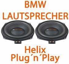 Helix Match MS 8B-BMW.1 - 200mm Basslautsprecher BMW E90 E60 E87 1er 3er 5er X1