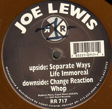 JOE LEWIS - Separate Ways - 1994 Relief Records Usa - RR717