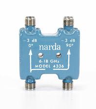NARDA 4336 Hybrid Coupler Accoppiatore ibrido 6-18 GHz