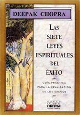 Lib, Las Siete Leyes Espirituales Del Éxito De Deepak Chopra. (Spanish Edition)