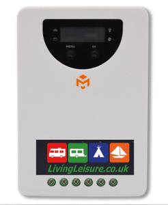 40Amp MPPT Solar Charge Controller Regulator w/ Bluetooth