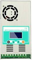 60A MPPT Solar Charge Controller for 12V/24V/36V/48V Battery Charger Regulator
