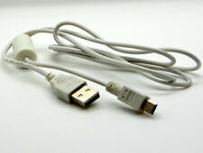 USB Cable Data Cord Lead For Canon PowerShot SD800 SD850 SD870 SD880 SD890 ELPH
