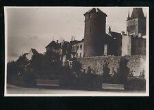Estonia TALLINN Strand Gates c1920/30s? RP PPC