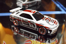 2018 Hot Wheels Custom GRAN TURISMO NISSAN SKYLINE GT-R (R34) with Real Riders.