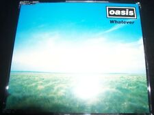 Oasis Whatever Rare (Australia) CD Single 6610792 – Like New