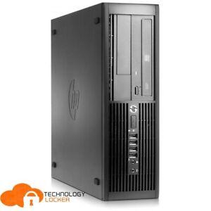 HP Compaq Pro 4300 SFF PC Intel i5-3570s @2.90GHz 4GB RAM 500GB HDD Win 10 Pro
